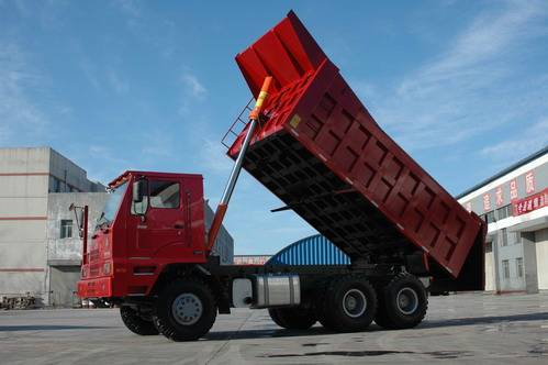 HOWO tipper/mining tipper/6*4 dump truck/high quality and low price/tipper made in China