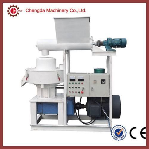 Ring die wood pellet press machine