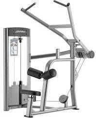 Life Fitness - OSPD - Lat Pulldown Machine, with Installation