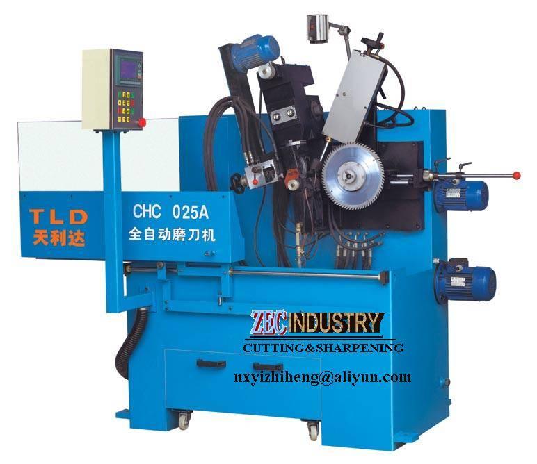 CNC Carbide tip saw blade sharpener(saw blade top & face grinding machine)