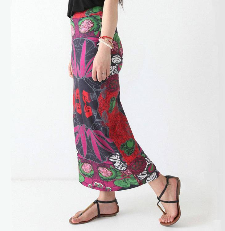 Elegant Charm Design Ladies Fashion Skirts