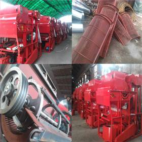 approved high efficient peanut shelling machine for farm