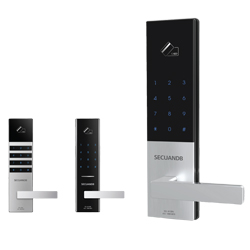 Digital Door Lock with Handle (M120 Series) M120N / M120B / M120