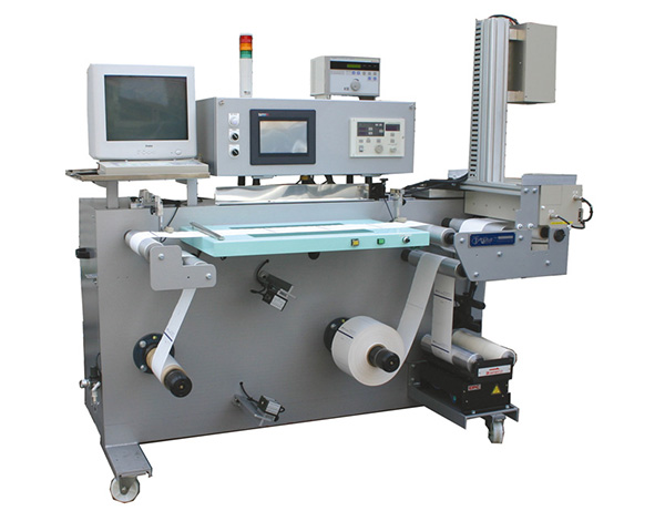 Sticker & Label Inspection System