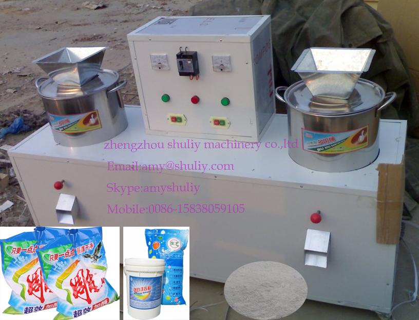 laundry soap powder making machine /washing powder machine