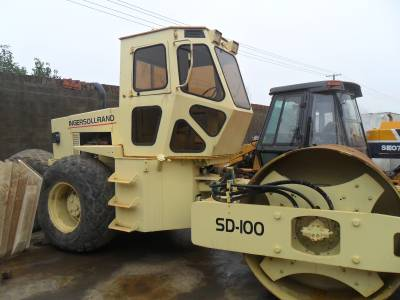 USED INGERSOLLRAND SD100 FOR SALE