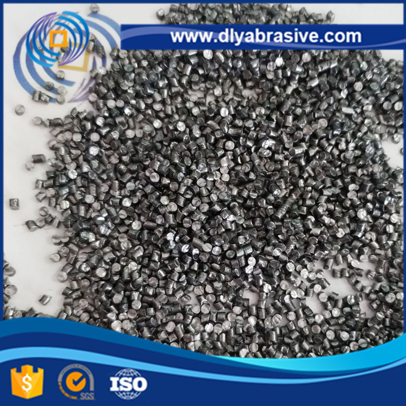Shot Blasting Material Metal Abrasive Steel Cut Wire Shot