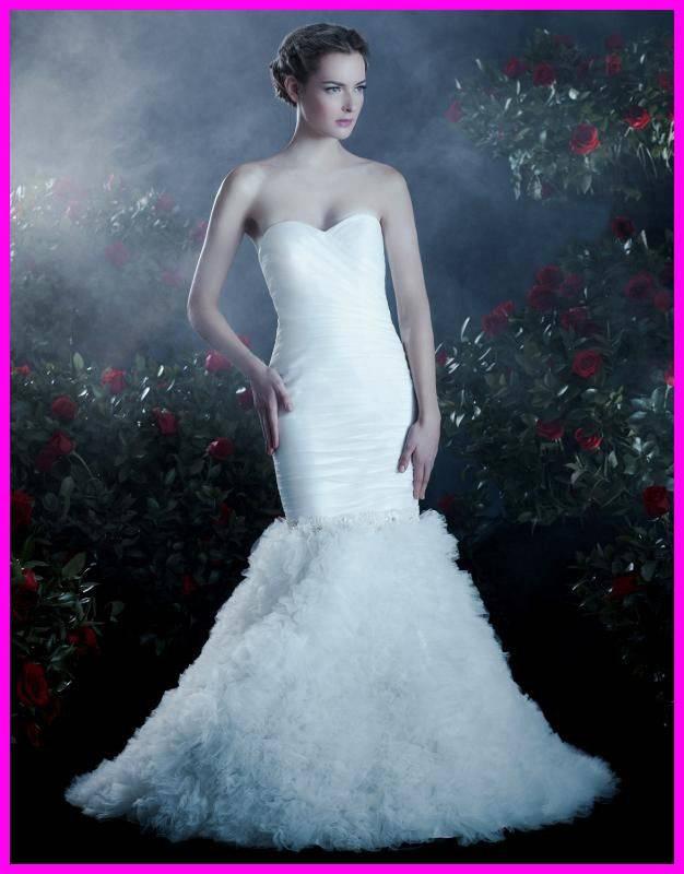 2014 designer wedding dress from china supplier
