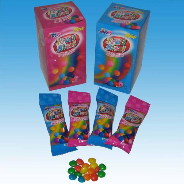 YUSO030 Fruit Chew Candy