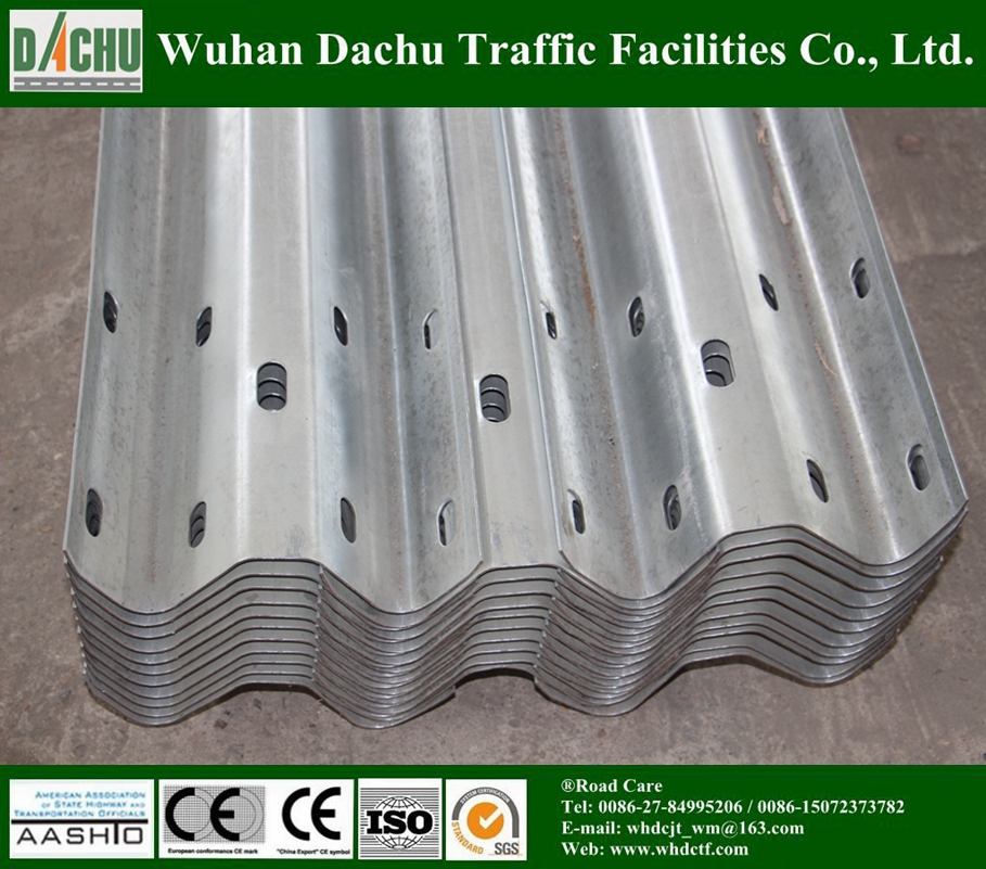 Galvanized Steel Fence for Road/highway from Dachu