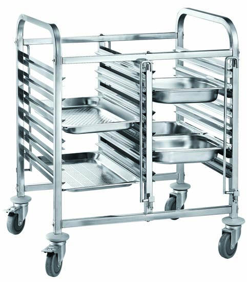 CARTS AND TROLLEYS, TRAY TROLLEY, CB-15 GN 2/1