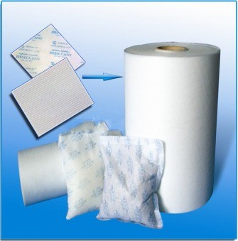 Heat sealed bicomponent nonwoven fabric for packaging industry,easy welded