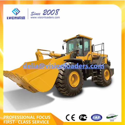 SDLG LG979 Wheel loader LG979 Shovel loader for sale