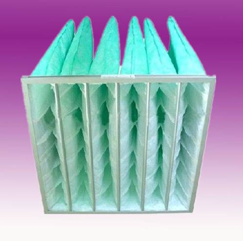 Henan Ankelin bag filter for Air Purification