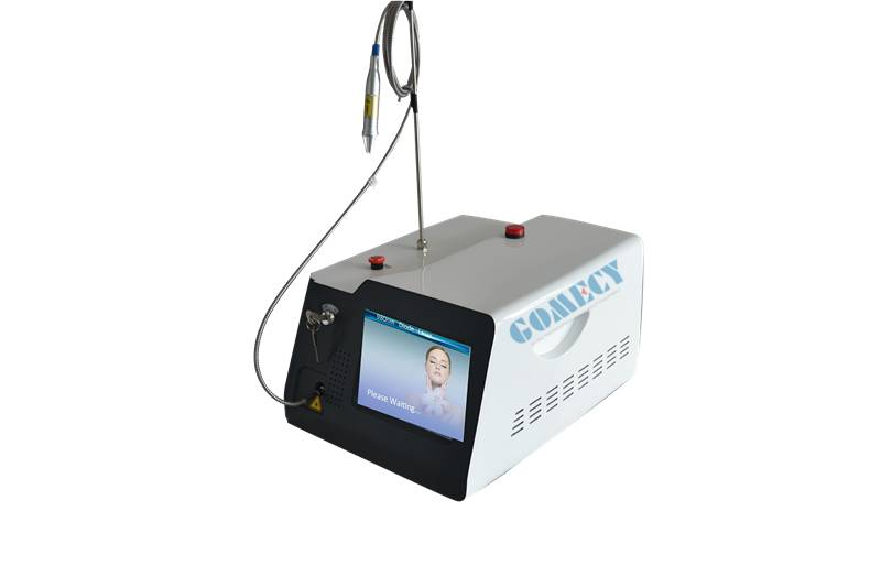 980nm diode laser machine blood vessel and vascular