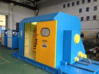 Fuchuan FC-XB630 Cantilever Single Twist Machine/Cable Laying Machine