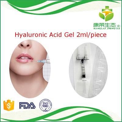 Hyaluronic Acid Dermal Injection Lips Enhancement