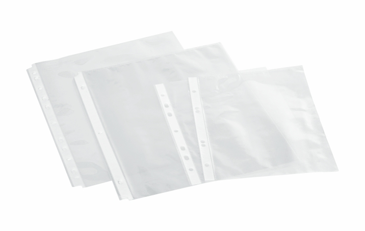 3 holes or 7 holes Sheet protectors(Clear Book)