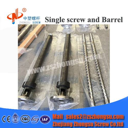 HDPE LDPE Film Extrusion Screw Barrel