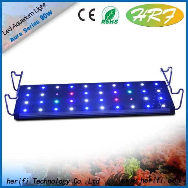LED aquarium light fish tank light coral growth light waterproof LED fish tank light lamp