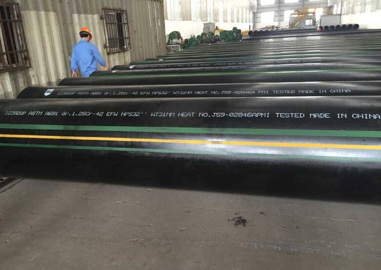 API/ASME alloy steel pipe