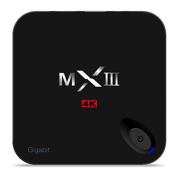 MXIII-G Amlogic S812 Android 5.1 OS Gigabit Lan 2G/16G with 2.4G/5GHz Dual WiFi H.265 Internet TV BO