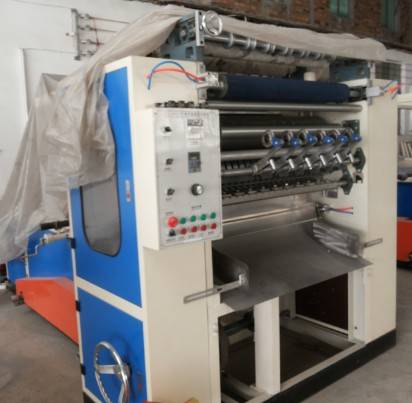 HC-200-6 Box Tissue Machine