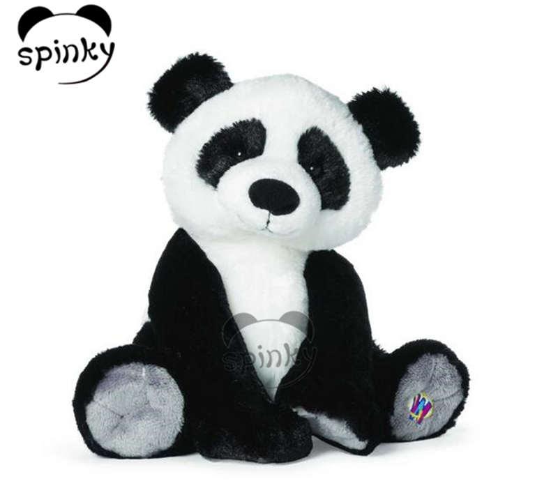 Cute plush animal toy stuffed panda