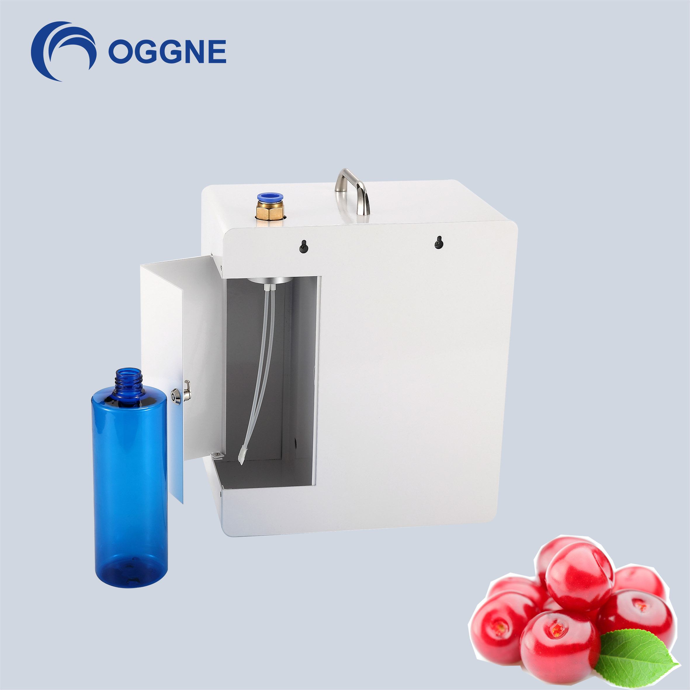 OGGNE brand commercial scent diffuser white color scent air machine for sale