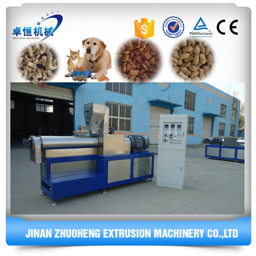 dog food extruder production line