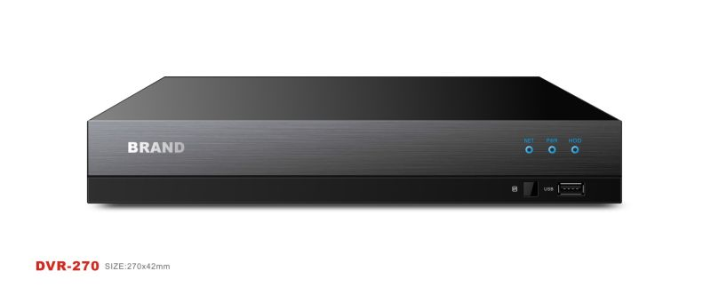16CH 5-IN-1 1080P DVR
