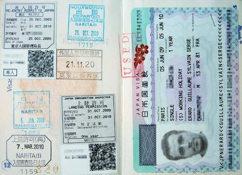 visas and work permits