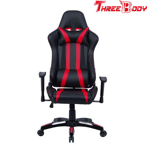 Gaming chair ergonomic design Multi-function Competitive Office Chair(red)