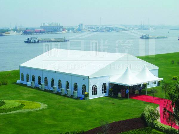 20X30m Hajj Hall Party Tent for 500 People