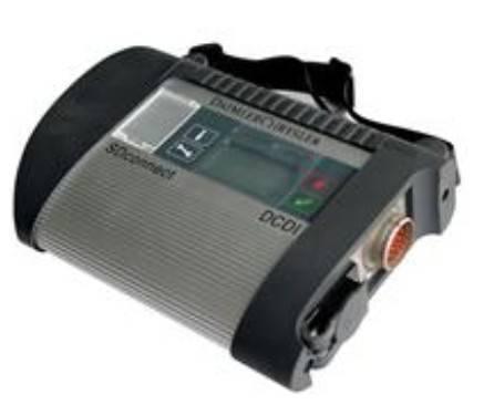 BENZ C4 compact 4 SD connect diagnosis tool