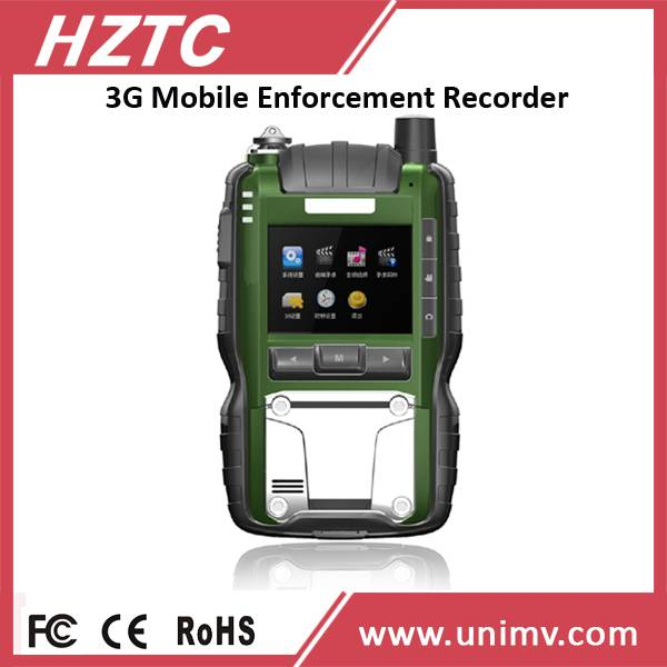 HZTC UNIMV Mobile 3G/4G VIDEO/AUDIO recorder & transmission terminal