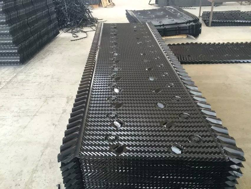 Cross Flow 5 feet Width MX75 cooling tower filling material