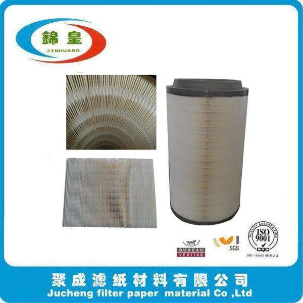 Truck air filter paper