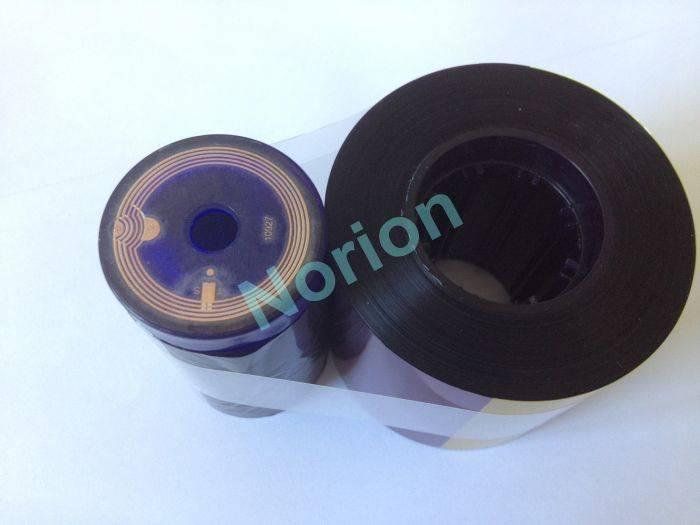 EDIsecure Ribbon DIC10584  Black 1200Prints Matica DCP350