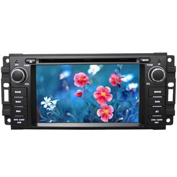 CHRYSLER Sebring Car DVD Player With DVB-T With TMC With GPS