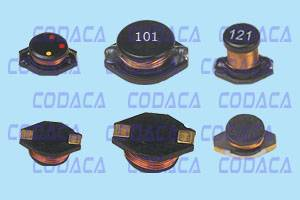 Shielded, Wire Wound Power Inductor, SMD power inductors