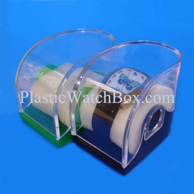 Clear Plastic Watch Box for Smart Watch Packaging 001
