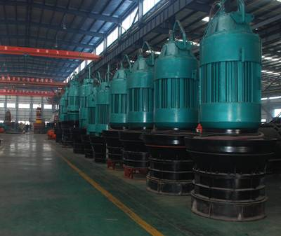 Axial-flow pump