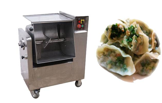 Vacuum Stuffing Mixing Machine