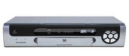 SD MPEG-2 DVB-S STB