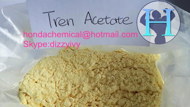 99% Purity Hot Sale Trenbolone Acetate Ananbolic Steroid Hormone Powder Trenbolone Acetate