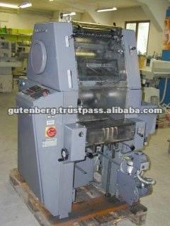 Heidelberg TOK Single Color Offset Paper Printing Machinery