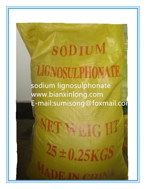 Sodium Lignosulphonate in ceramic tiles