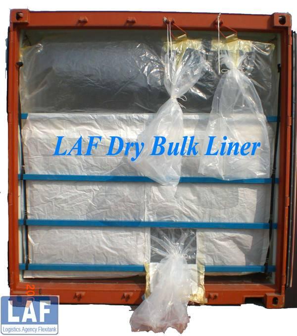 food grade bulk liner for pvc