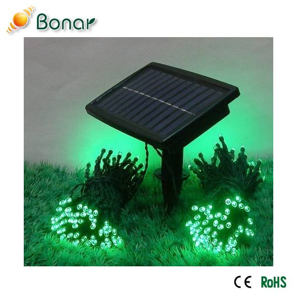 2016 New deaigned good quality outdoor solar decoration light